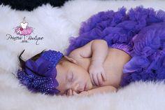 Amalka in purple pettiskirt