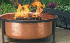How to Clean a Patio Fire Pit | Serenity Health & Home  I have collected some of the most outstanding articles with advice and how-to guides for everything porch, patio, deck and balcony related! Follow me to see the rest of this collection. Or visit me at:  www.MyKansasHome.net
