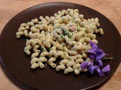 Pasta with asparagus sauce - Lovely Italian Food