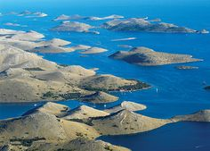 Kornati islands, Croatia... I have sailed through these gorgeous islands!