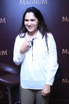 Sania Maskatiya #MagnumKarachi