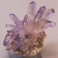 Mineral Specimens Gallery • Amethyst - Las Vigas, Veracruz, Mexico...
