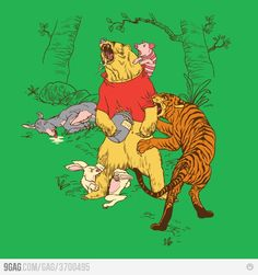 winnie the pooh without the drugs