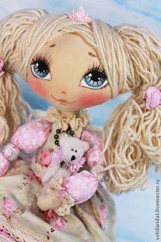 Ароматизированные куклы ручной работы. Ярмарка Мастеров - ручная работа Мелани, Ангел Заветных Желаний. Handmade.