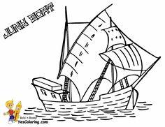 full rigged tall ship coloring sheet free sharp ships boats