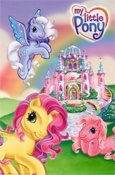 How to Throw a My Little Pony Birthday Party Vintage My Little Pony, My Little Pony Party, My Little Pony Poster, Original My Little Pony, 3rd Birthday, Birthday Parties, Birthday Wishes, Birthday Ideas, Little Poni