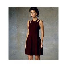 1424 střih Vogue - Rebecca Taylor - Módní střihy Butterick - McCall's - Vogue modni-strihy.cz