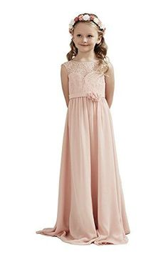 666d192a34054 online shopping for Alivedre Lace Chiffon Junior Bridesmaid Dress Wedding  Party Girl Dresses from top store. See new offer for Alivedre Lace Chiffon  Junior ...