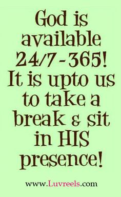 Yes He is!  no busy lines if you call on Him.  just dial jer.33.3 and He will answer   your call..