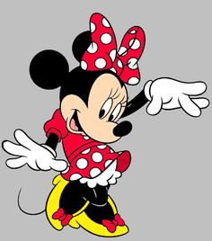 Minnie Mouse Baby Clip Art - Disney And Cartoon Baby Images | gif ...