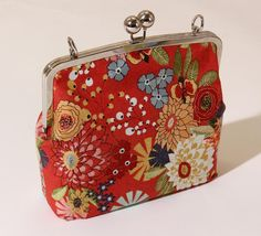 (9) Name: 'Sewing : 8 inch Purse Frame Clutch Bag