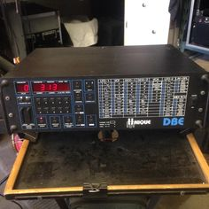 MATRIXSYNTH: Vintage 1984 Unique DBE Analog DCO Rackmount Synth...