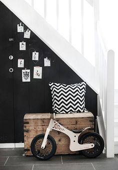 black & white love by the style files