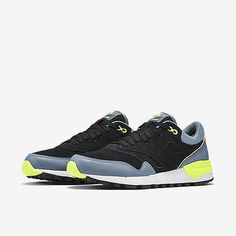 285ca1ae585 Nike Air Odyssey LTR Black Gray Volt Mens Running Training Shoes Nike Shoes  For