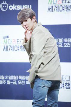#Baekhyun [HQ] 180529 #EXO-CBX Oksusu Special Live Broadcast