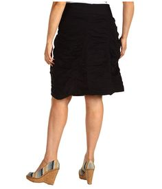 XCVI Plus Size Plus Size Cropped Peasant Skirt