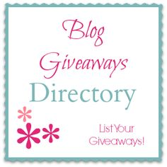 Blog Giveaways Direc