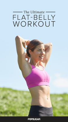 The Ultimate Flat-Belly Workout