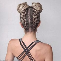 French Braid Style (5)