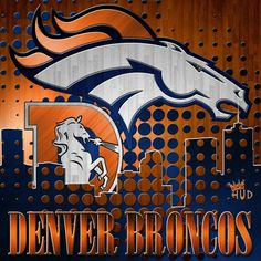 Check out all our Denver Broncos merchandise! Denver Broncos Logo, Denver Broncos Wallpaper, Denver Broncos Merchandise, Denver Broncos Peyton Manning, Denver Broncos Super Bowl, Go Broncos, Broncos Fans, Football Wallpaper, Denver Brocos