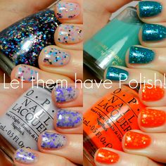 Hungry? Have a *Jelly* Sandwich nail art. #letthemhavepolish