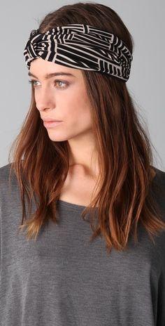 Eugenia Kim Turban Headband