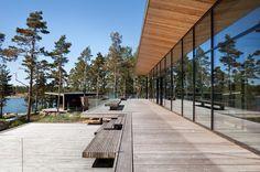 JOARC I ARCHITECTS • Holiday Villas • summerhouse, mökki, finnish