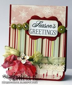 Pretty card. The link doesn't go directly to the card, sorry. It's a repin.