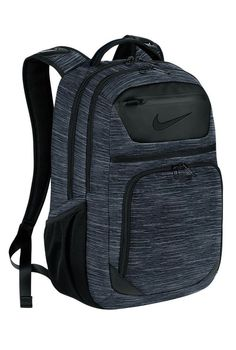 NIKE DEPARTURE III BACKPACK 2 Sports Golf Gym Hiking BLACK Navy ADULT GA0275 | eBay
