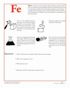Periodic table gold periodic table free worksheets and worksheets fifth grade physical science worksheets periodic table iron urtaz Choice Image