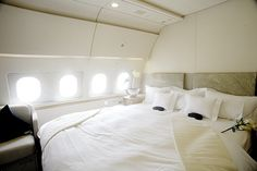 A319-ACJ (BEDROOM)