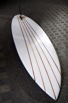 C L A S S I C - S E M I - G U N - Spirare Surfboards #surf #surfing #surfboard