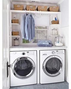 Hey, anyone willing to help a girl out? Our washer has died, which of course for me doesn't just mean getting a new washer for a girl like me! Nope, it means a remodel of a room in our house and moving the whole laundry room! {I can never just do things the easy way! } so my question influences my design - what's you're preference - top load or front load?? I've heard good and bad about both - so would love to hear your opinion! Go! #urbanfarmgirlrenovates #again
