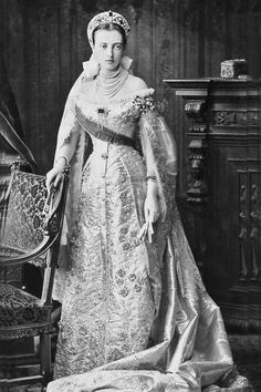 Grand Duchess Anastasia Mikhailovna later Grand Duchess of Mecklenburg-Schwerin.