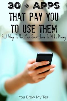 Apps That Pay You To Use Them are a great way to supplement your income! With just a few swipes of the finger, you can earn tons of money easily!