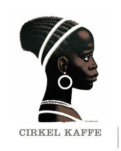Cirkel Kaffe - Kaffepigen