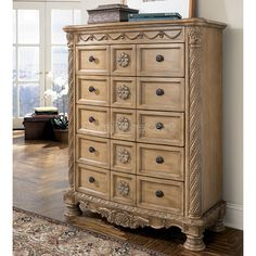 North Shore Armoire By Ashley Millennium Furniture