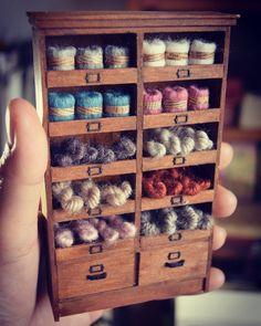 Dollhouse miniatures 1:12 Cream of Tartar