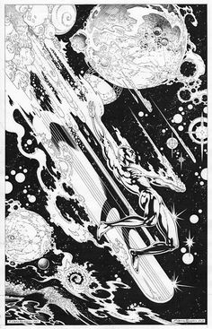 Silver Surfer by P. Craig Russell