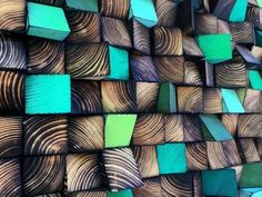 Reclaimed Wood Wall Art and Furniture by WallWooden on Etsy Art Mural 3d, 3d Wall Art, Geometric Wall Art, Art 3d, Reclaimed Wood Wall Art, Wooden Wall Art, Wooden Walls, Wall Wood, Diy Wood