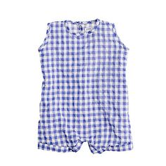 Baby romper from Makie and J.Crew.