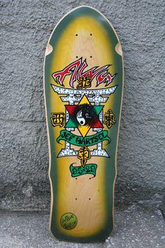 Alva Skateboards, Old School Skateboards, Vintage Skateboards, Skate Decks, Skateboard Decks, Skate And Destroy, Skate Art, Thrasher, Back In The Day
