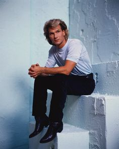 Patrick Swayze Get premium, high resolution news photos at Getty Images Lisa Niemi, Cinema, Goldie Hawn, Richard Madden, Cute Actors, Dirty Dancing, Hollywood Actor, Dream Guy, Celebrity Crush