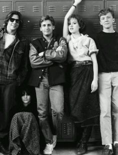 You see us as you want to see us... In the simplest terms, in the most convenient definitions. But what we found out is that each one of us is a brain, athlete, a basket case, a princess, and a criminal. Does that answer your question?... Sincerely yours, the Breakfast Club.