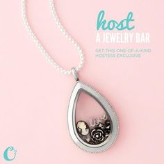 Join the O2 team and host your very own jewelry bar! Private Message me for details on all the extra bonuses that make me love my job even more