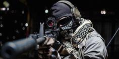 Call of Duty: Modern Warfare 2 ghosts guns military soldier wallpaper ( / Wallbase. Wallpaper Gamer, Gaming Wallpapers, Desktop Wallpapers, Wallpaper Awesome, Army Wallpaper, Skull Wallpaper, White Wallpaper, Mobile Wallpaper, Xbox One