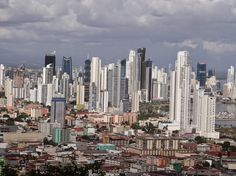 The surprisingly nice city of Panama. Find out more in the post. Nice City, What Inspires You, Best Cities, Cityscapes, City Lights, Central America, City Life, San Francisco Skyline, Places Ive Been