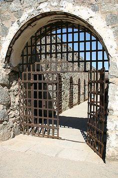 Yuma Territorial Prison.
