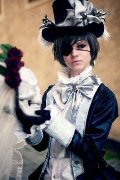 the little earl - Ciel Phantomhive by ~SnowChlLD #blackbutler #cosplay #kuroshituji