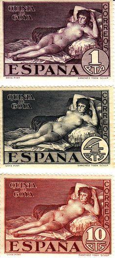 1930.La Maja de Goya